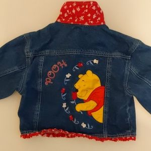 Disney Winni the Pooh jacket size 6/6X